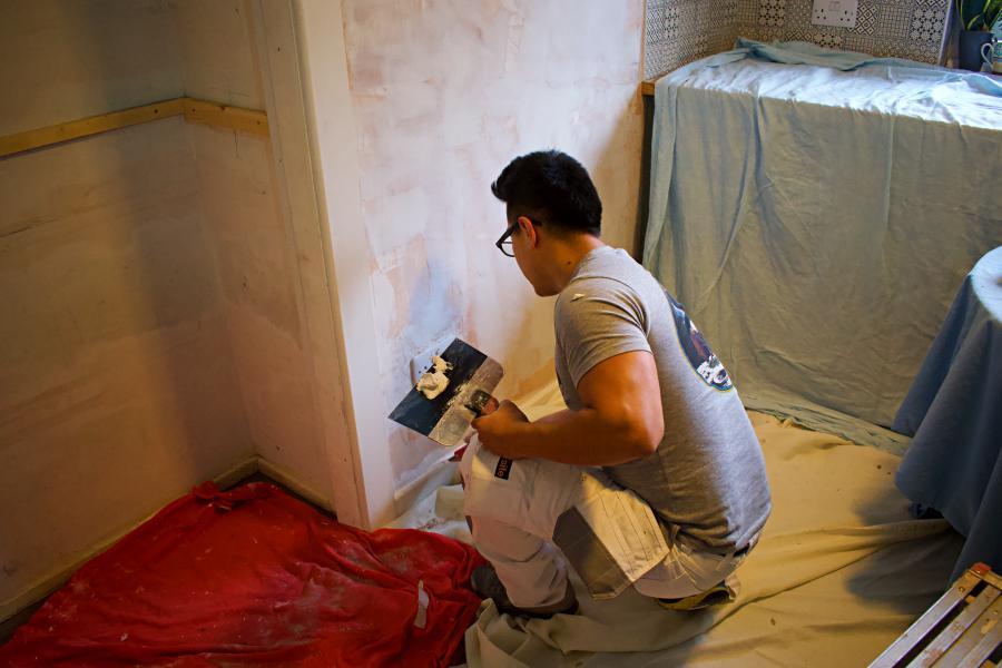 painting and decorating edinburgh