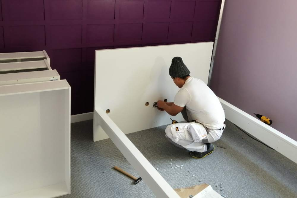 furniture assembly edinburgh handyman