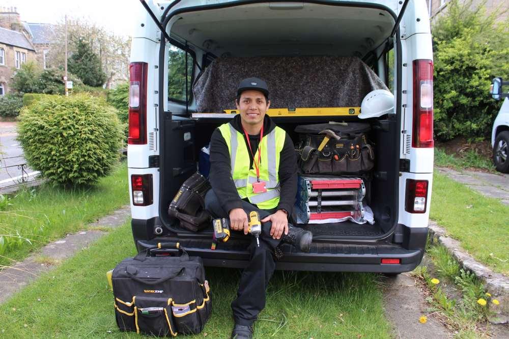 jacob removals and handyman edinburgh